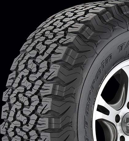 Bfgoodrich All Terrain T A Ko2 Truck Tyres All Terrain Tyres Trucks