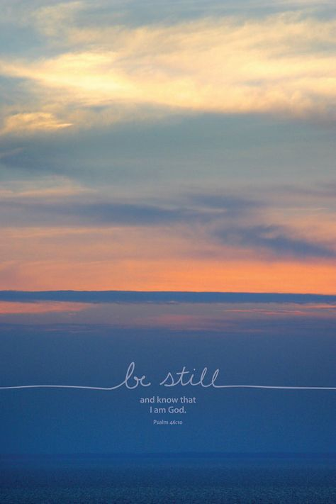 Title: Be Still and Know Quantity: 1 Size: (can be sized down to or Medium: JPEG and High-resolution PDF file included in Scripture Wallpaper, Jesus Wallpaper, Wallpaper Quotes, Religious Wallpaper, White Wallpaper, Bible Verse Wall Art, Bible Verses Quotes, Bible Scriptures, Uplifting Bible Verses
