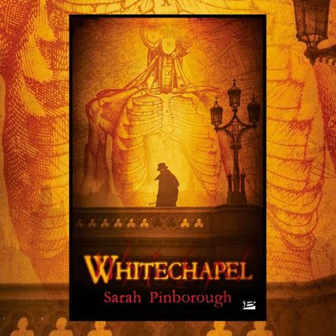 sarah pinborough whitechapel
