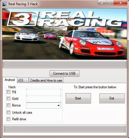 Real Racing 3 Hack How To Get Unlimited Cash And Gold Real Racing