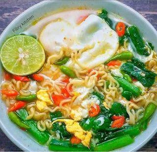 Mie Instan Warkop Di 2020 Resep Masakan Masakan Resep Masakan Asia