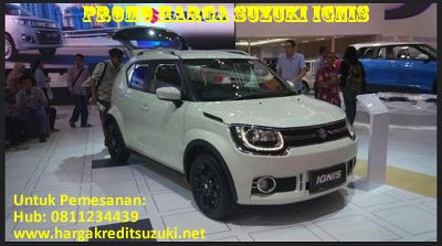 Spesifikasi Dan Harga Suzuki Ignis Bandung Harga Suzuki Ignis