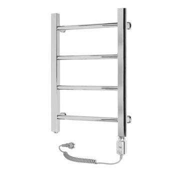 Grzejnik Lazienkowy Wetherby Grzejnik Elektryczny Wykonczenie Proste 400x600 Chromowany Home Decor Decor Shelves