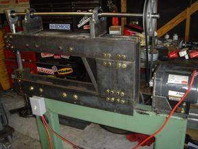 Diy Pullmax Style Machine Metal Working Tools Metal Shaping Metal Tools