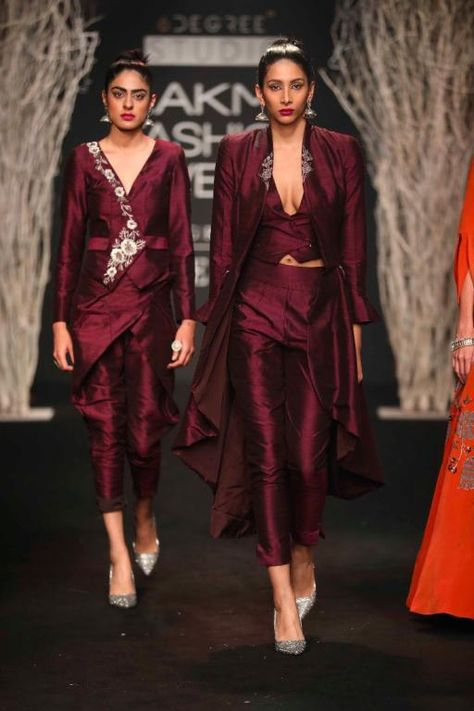 Have a wedding to go to, don't know what style you want to wear? Check out these amazing Indian Wedding dress options from Lakme Fashion Week.