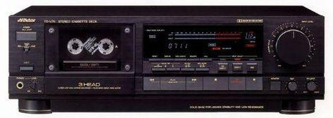 Victor Victor TD-V711 3 Head cassette deck EMS FS Japan 4975769030079 | eBay