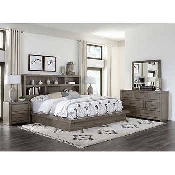 Anoka 5 Piece King Bedroom Set King Bedroom Sets California King Bedroom Sets Bedroom Set 5 piece bedroom set king