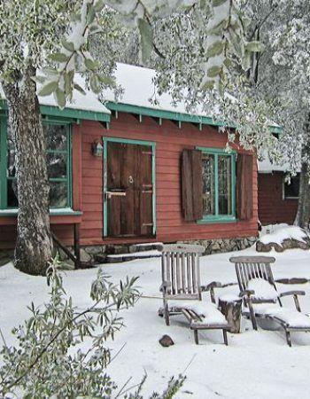 Artists Loft Cabin Rentals In Julian Tripasista Cabin Cabin Rentals Artist S Loft