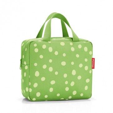 حقيبة طعام فودبوكس حافظة للحرارة باللون الأخضر المنق ط بسعة 4 ليتر من ريزنتال Green Bag Diaper Bag Bags
