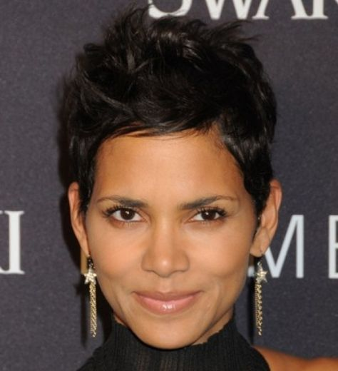 Beautiful Short Pixie Haircuts Styles Beautiful-Short-Pixie-Hairstyles-For-Black-Women
