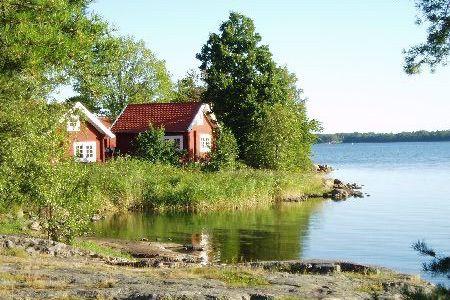 Stensjn, Mlndal, Sweden. 31 August 2015. | Bilder, Sjar, Vackra