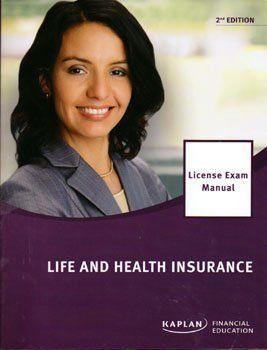 Pdf Download Kaplan Life And Health Insurance National License