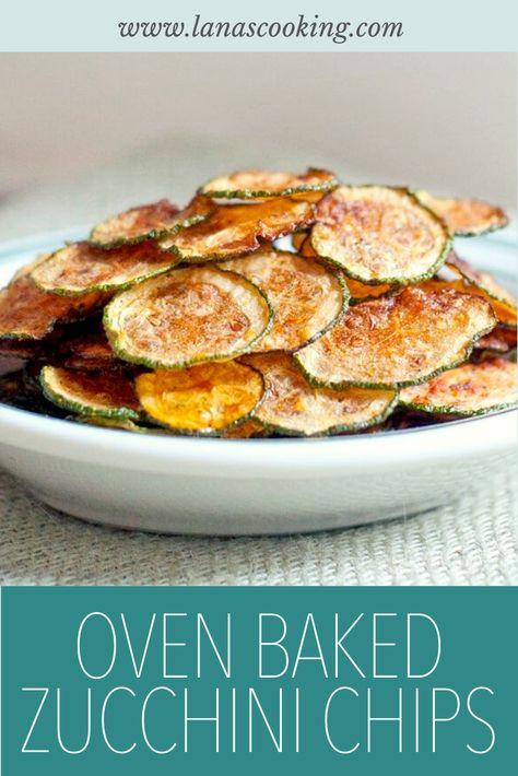Zucchini Chips Recipe, Zuchinni Recipes, Bake Zucchini, Baked Veggie Chips, Zuchinni Chips, Oven Baked Chips, Parmesan Zucchini Chips, Healthy Zucchini, Diet Recipes
