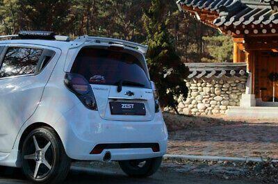 Zest Rear Wing Spoiler For Chevrolet Spark 2009 Daewoo Matiz