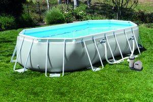 Piscine Tubulaire Frame Pool Bestway L 4 62 X L 2 54 X H 1 22 M En 2020 Piscine Tubulaire Piscine Et Maison