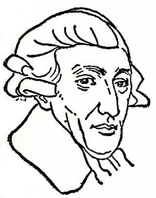 Franz Joseph Haydn Famous People In History Famous People Male Sketch