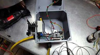 wiring the pid controller - youtube