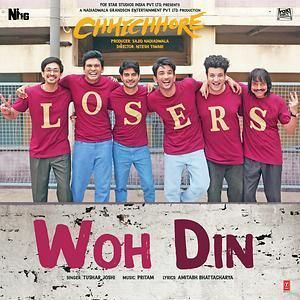 Woh Din Lyrics Chhichhore Hindi Movie Song Movie Songs New Hindi Shayari