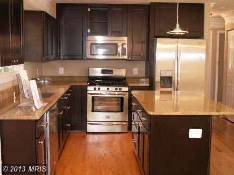 Gorgeous kitchen in split entry home for sale in Ramsey | Kitchen ...