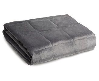 Sharper Image Calming Comfort Weighted Blanket Collection