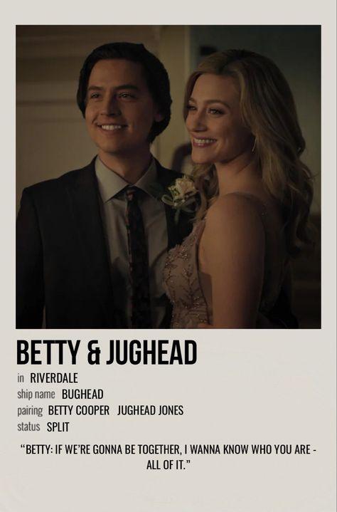 betty & jughead