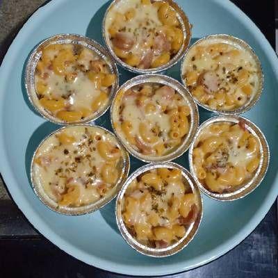 Resep Schotel Macaroni Bolognese Kukus Oleh Rhinie S Kitchen Cookpad Resep Masakan Makaroni Makanan