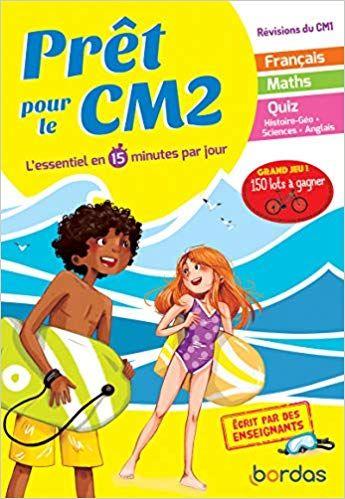 Pret Pour Le Cm2 Cahier De Vacances Revisions Du Cm1 Pdf