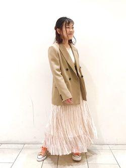 シフォンストライプ プリーツスカート spick and span スピック スパン 公式のファッション通販 20060200401010 baycrew s store 2020 ファッション シフォン ファッション通販