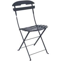 Click Sessel Kunststoff Armlehnen Bambus Houe Schwarz