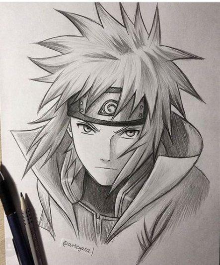 22 Ideas Drawing Anime Naruto For 2019 Drawing Dessin Naruto