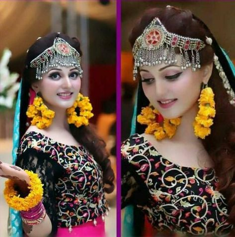 Afghani Matha Patti  #Handmade #MathaPatti