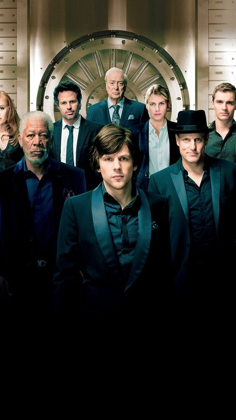 Now You See Me (2013) Phone Wallpaper | Moviemania