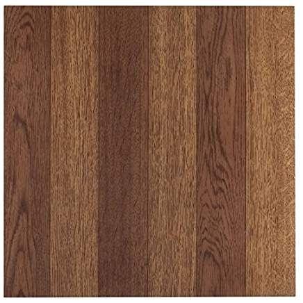 Amazon Com Vinyl Plank Wood Look Tile All Departments Flooring On Walls Vinyl Flooring Self Adhesive Vinyl Tiles