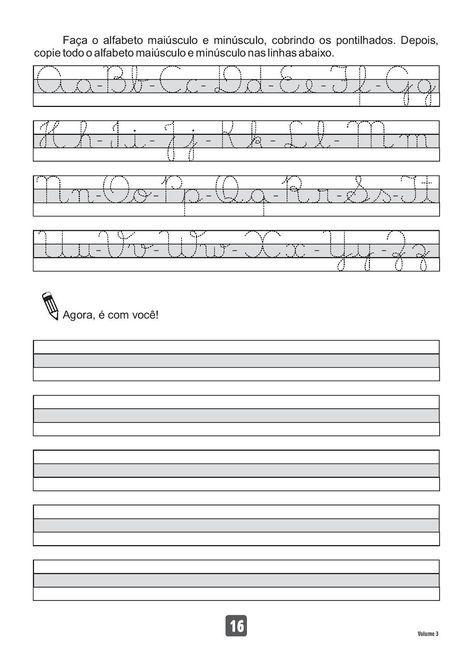 Atividades Para Imprimir Caderno De Caligrafia Atividades De