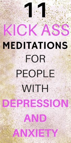 Meditation for Depression and Anxiety - Radical Transformation Project