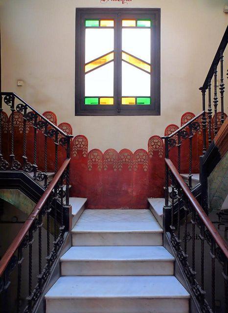Barcelona Mare De Déu Del Coll 021 K Art Deco Interior Architecture Architect
