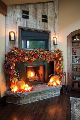 Designer Matt Dickamore Decorates for Autumn | Utah Style & Design