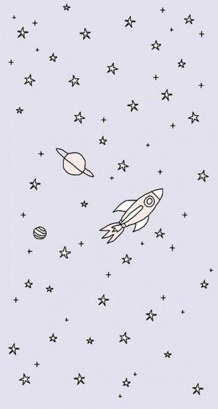 New Aesthetic Wallpaper Pastel Stars Ideas Iphone Wallpaper Planets Cute Wallpapers Wallpaper Space