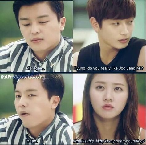 marriage not dating app