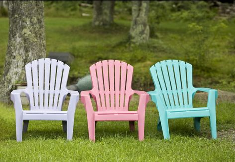How To Paint Plastic Lawn Chairs In 2020 Patio Furniture