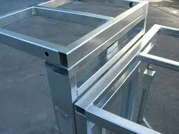 Image Result For Outdoor Kitchen Steel Framing Outdoor Kitchen Kitchen Construction
