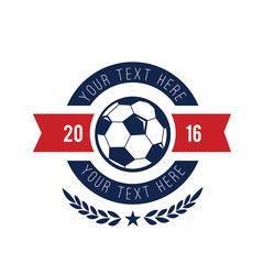 Soccer Club Logo Soccer Logo Football Logo Vector Logo Template Football Logo Design Soccer Logo Sports Team Logos