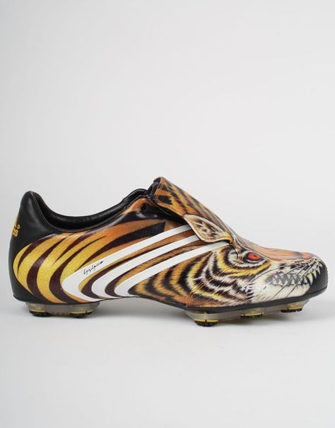 good quality many styles 100% authentic Y-3 Yamamoto +F50 Tunit YY Tiger Football Boots