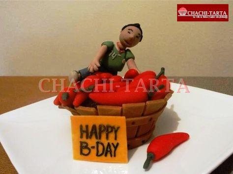 Cupcake de felicitación