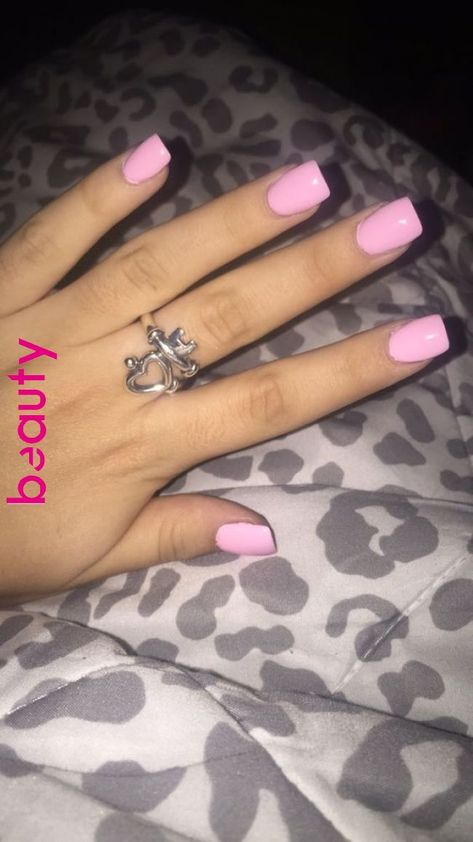 45 Short Square Acrylic Nail Designs   The cutest nail designs for short nails can be found here. Longer nails are always in style, but with more and more women in careers where long nails are not always practical or feasible, short nails are making a huge comeback. Have no fear, ladies as you can..
