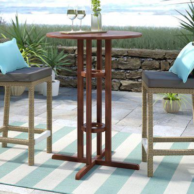 Acquire Great Suggestions On Bar Tables And Stools They Are Available For You On Our Site Bartablesandstools In 2020 Wood Bar Table Bar Table Round Bar Table