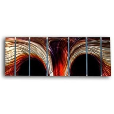 All My Walls Swl00033 Metal Wall Sculpture By Ash Carl Furniture Metal Wall Sculpture