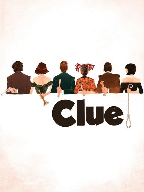 Clue by Kevin Wada