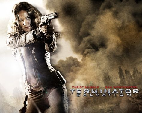 moon bloodgood - terminator salvation