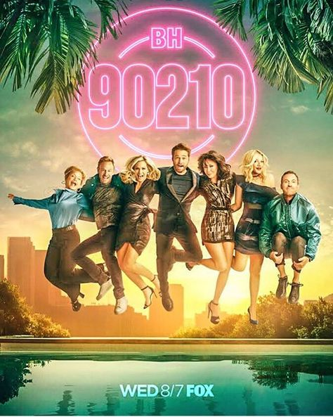 #BH90210 summer event August 7th ❤️